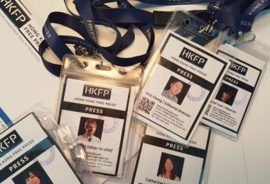 hong kong free press pass
