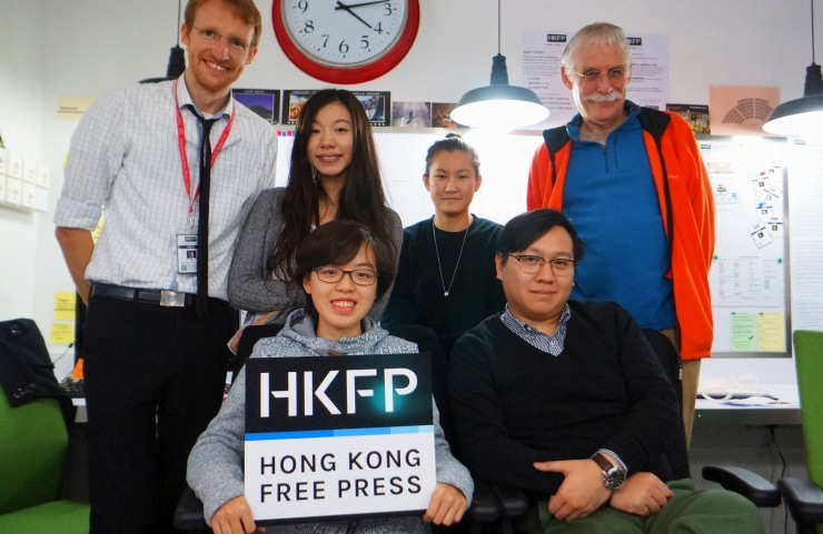 hong kong free press team