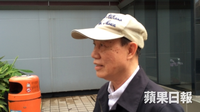 Chan nam-sing occupy mongkok
