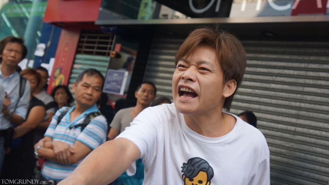 Mong Kok anti-Occupy