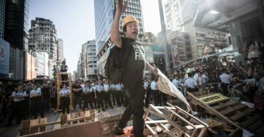 occupy mongkok umbrella clearance