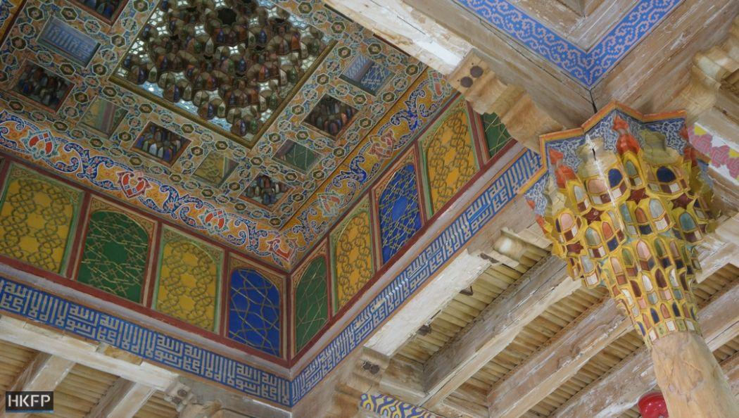 Bukhara Ark - Juma Mosque.