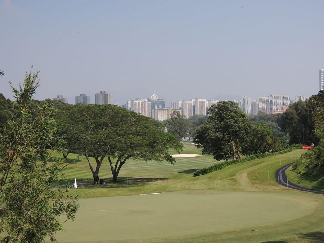 Hong Kong Golf Club in Fanling