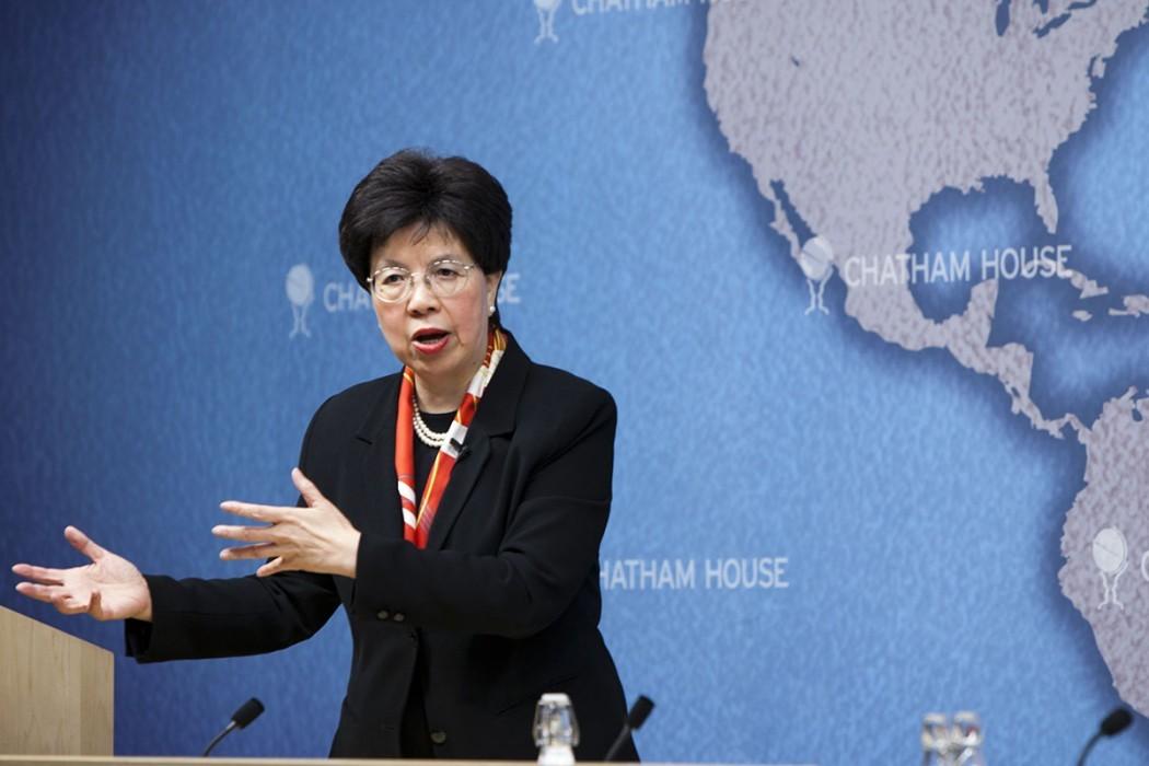 World Health Organization Margaret Chan