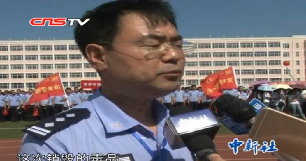 Chen Hungtao. Photo: China News Service.