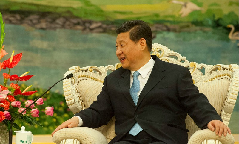 Xi Jinping. Photo: Wikimedia Commons.