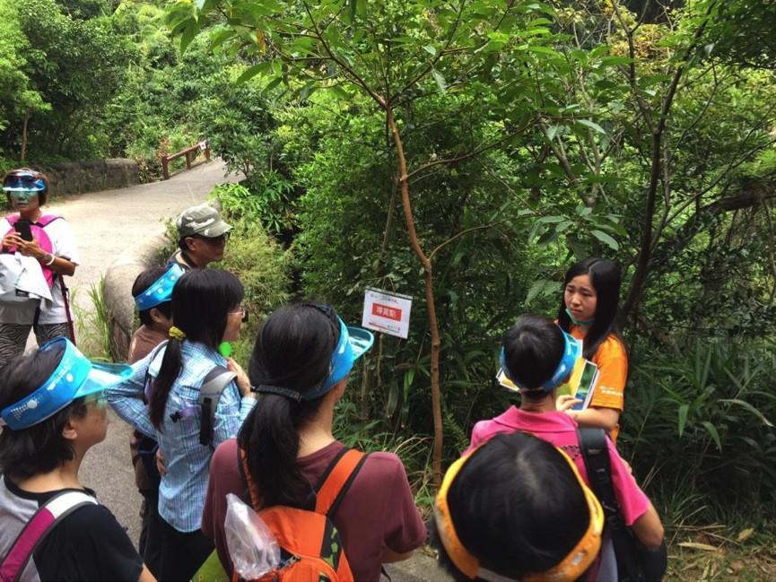 Young Ambassador Geo Wonders Hike