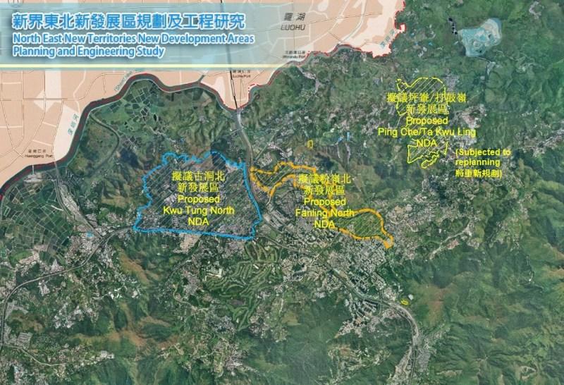 new town development plan