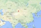 xinjiang quake
