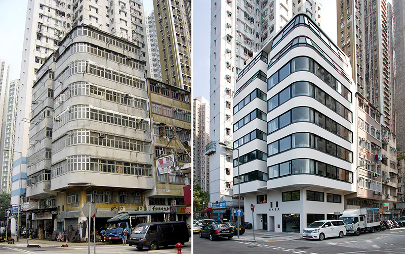 renovation transforms derelict kennedy town 39 tong lau