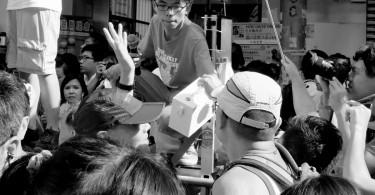july 1 hong kong joshua wong