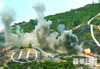 PLA live fire drill hong kong