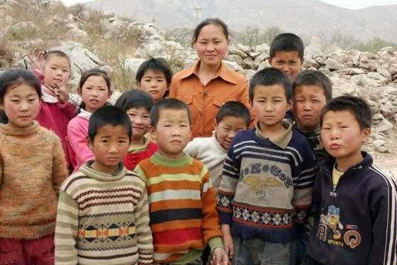 chinese teacher abducted