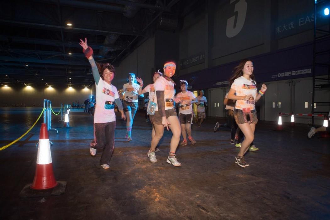 Colour Run Hong Kong 2014. Photo: The Colour Run via Facebook.