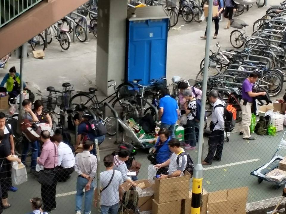 parallel traders sheung shui
