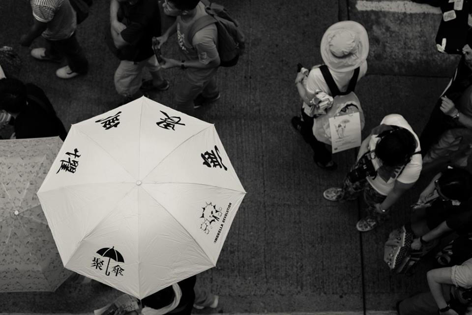 July 1 rally hong kong