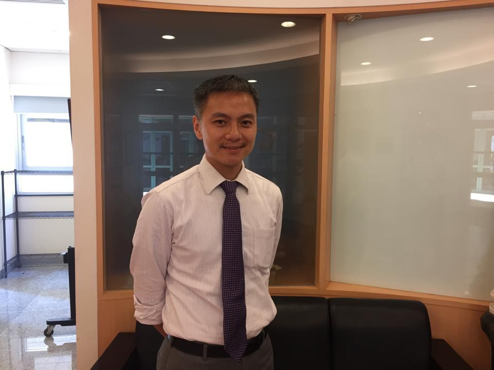 Hok Yau club vice director student guidance