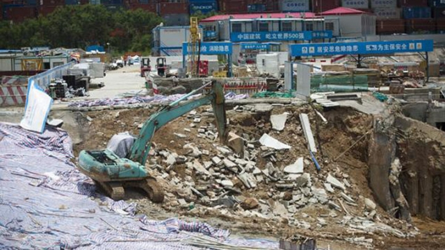 Shenzhen Qianhai construction