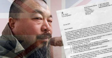 ai wei wei uk