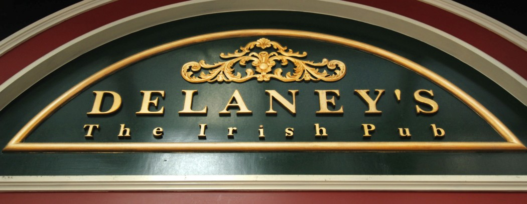 Delaney's Hong Kong wanchai