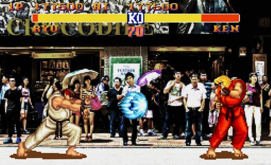 Reddit photoshop battle Hong Kong street scene