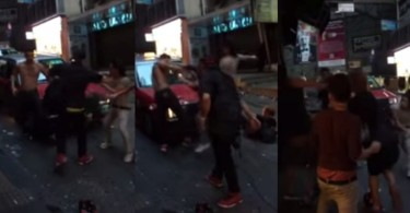 LKF street fight
