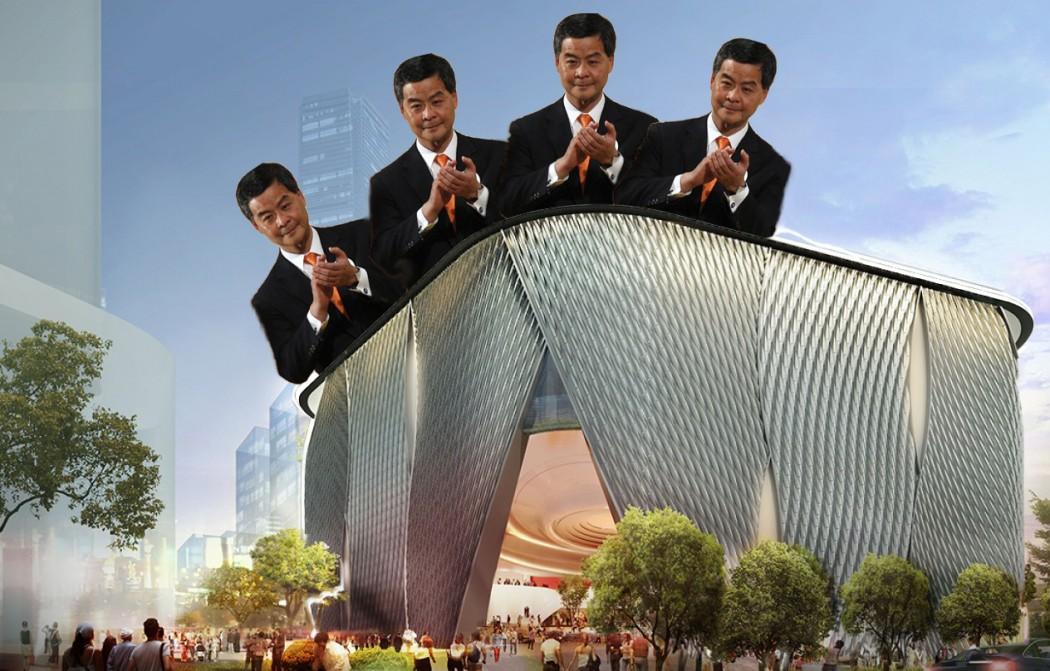 cy leung arts hub