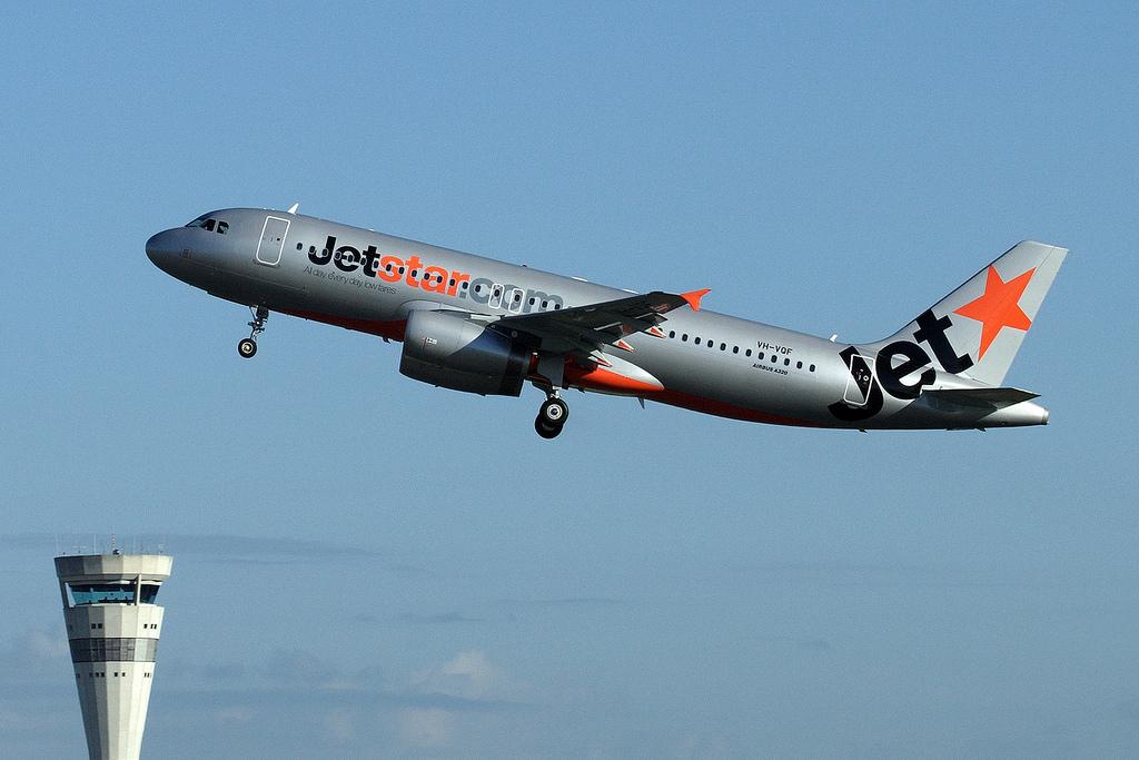 jetstar aircraft