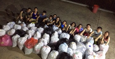 hong kong clean up