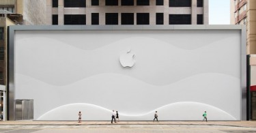 Apple Store Tsim Sha Tsui, Canton Road