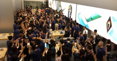 new apple store tst