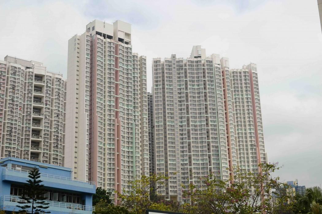 Kwai Luen Estate