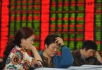 china stock market fall