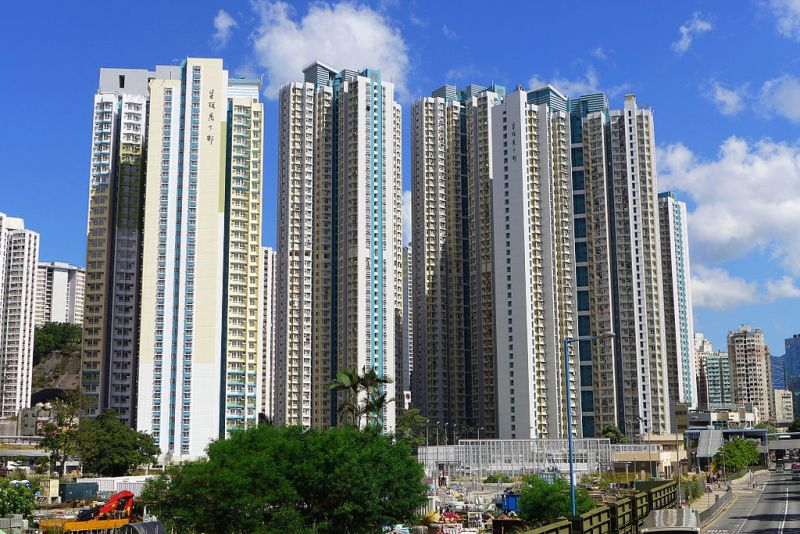 Lower Ngau Tau Kok estate