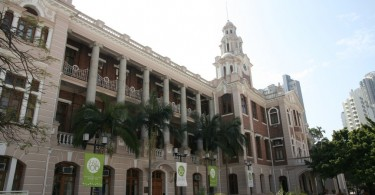 University of Hong Kong. Photo: Wikimedia Commons.
