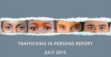Human Trafficking in Persons Report.