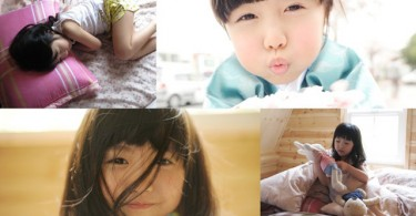 Celine's photobook.
