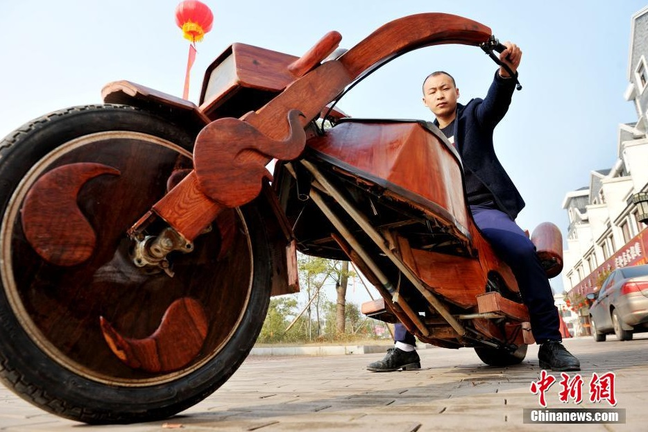 Chinese farmers inventions