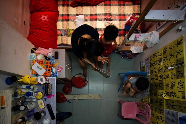 The Unlivable Dwellings In Hong Kong And The Minimum