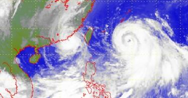typhoon linfa