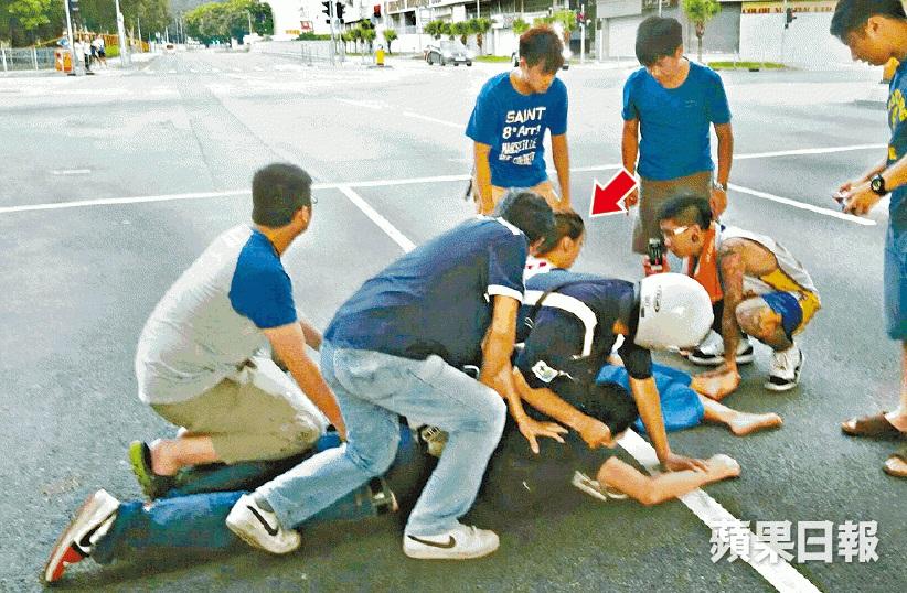 roadside attack