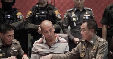 Somyot Poompanmoung thail police