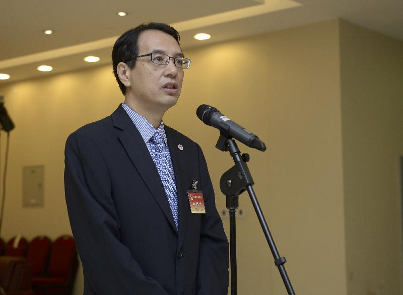 paul tang kwok wai hong kong civil service