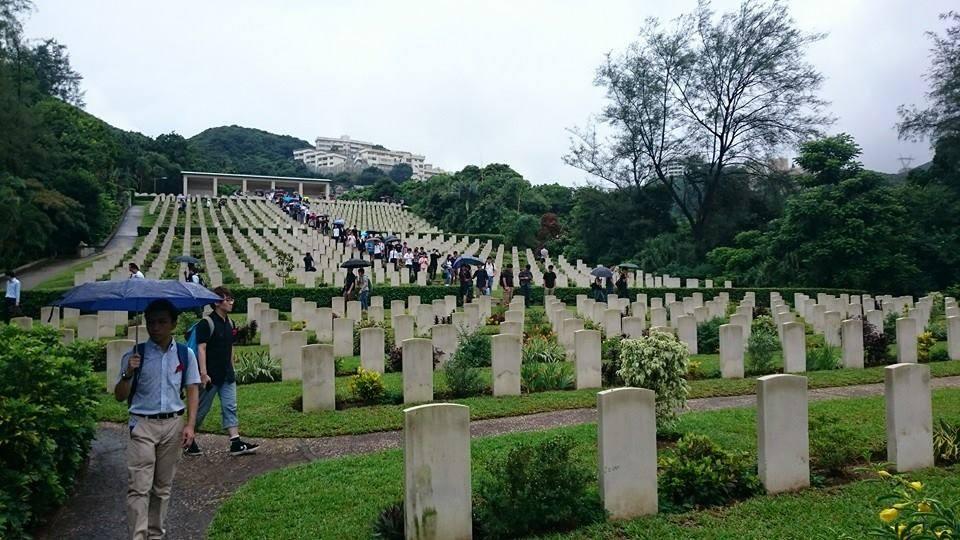 sai wan war cemetery