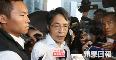 Kevin Lau. Photo: Apple Daily.