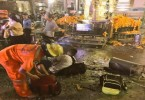 A bomb in Bangkok has killed more than 20 people.