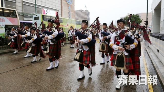 celebration parade