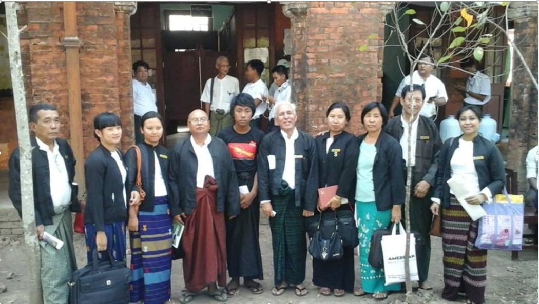 burmese lawyers