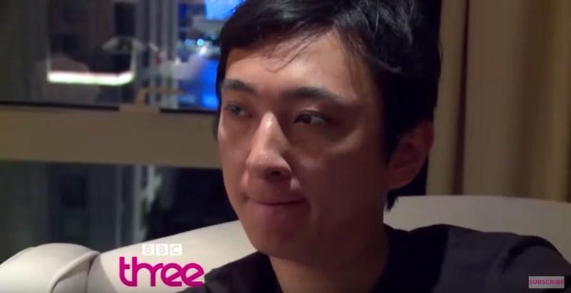 wang jianlin's son