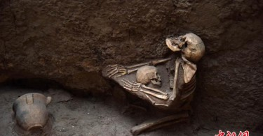 Skeletal remains, mother, qinghai, earthquake